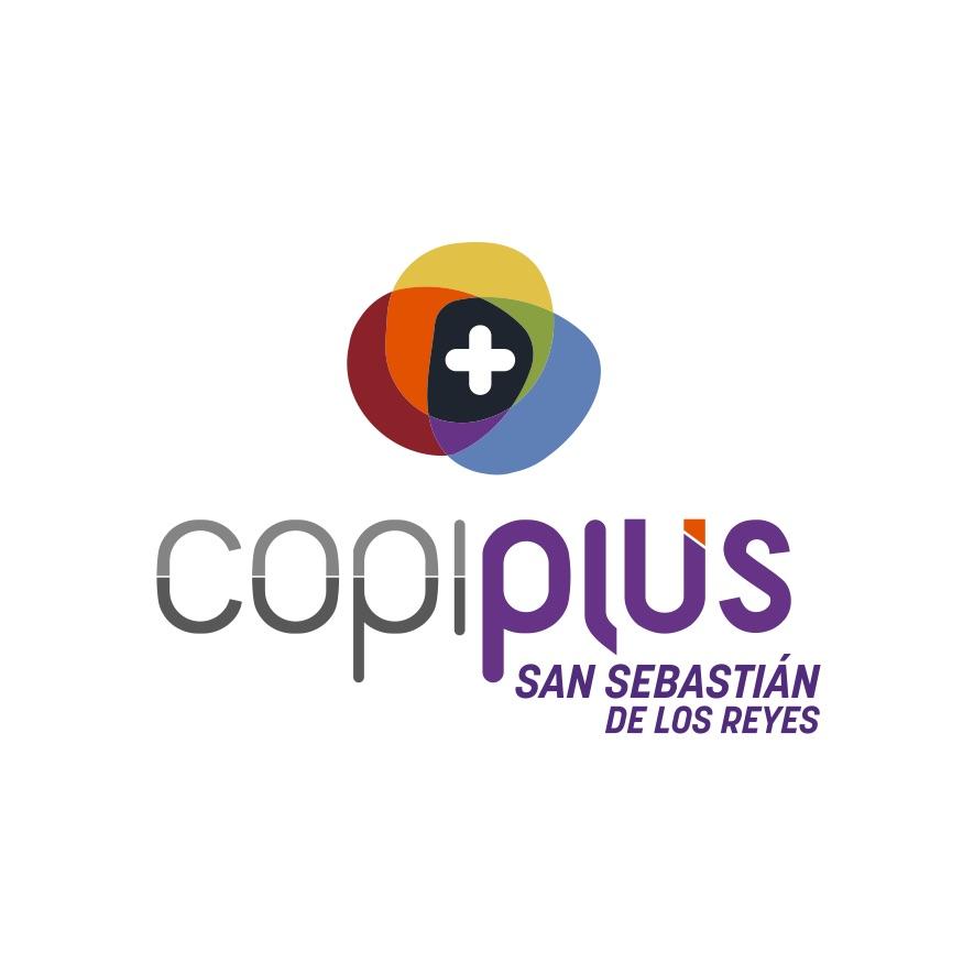 Copiplus San Sebastian de los Reyes   REVELADO FOTOGRAFICO.          Dirección: AV. de Guadarrama,15 Teléfonos: 910061500 – 655 38 5067